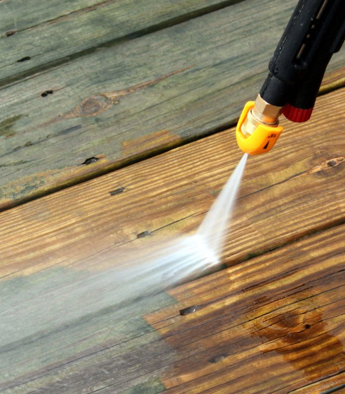 power wash cost.
